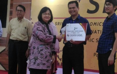 Membanggakan…! Dosen Darmajaya Raih Best Paper Award SEABC 2018
