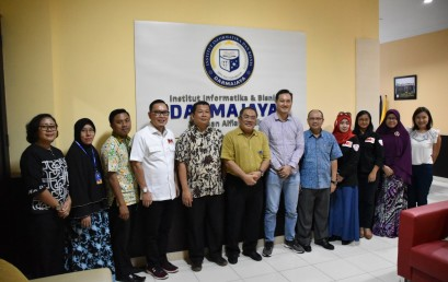 Dosen Praktisi IMA Lampung Siap Mengajar Mahasiswa Darmajaya