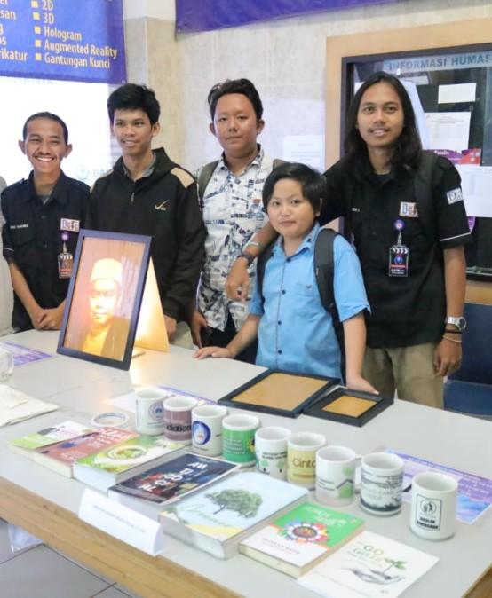 Mahasiswa Darmajaya Pamerkan Produk Desain Grafis Digital dan Multimedia
