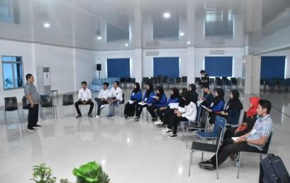 KSR PMI Darmajaya Gelar Pelatihan Penanggulangan Bencana Gempa Bumi