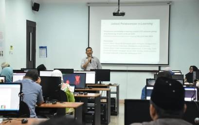 Darmajaya Berikan Pelatihan E-Learning Kepada Pengajar