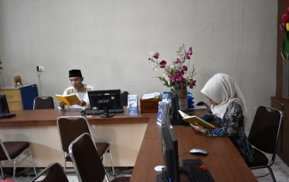 One Day One Juz, Aktivitas Dosen dan Karyawan Darmajaya Selama Ramadan