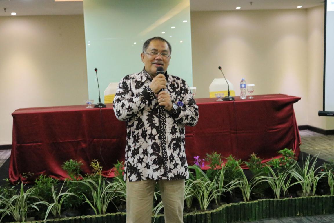 Guru Besar IIB Darmajaya Isi Diklat BPSDM Sumatera Utara