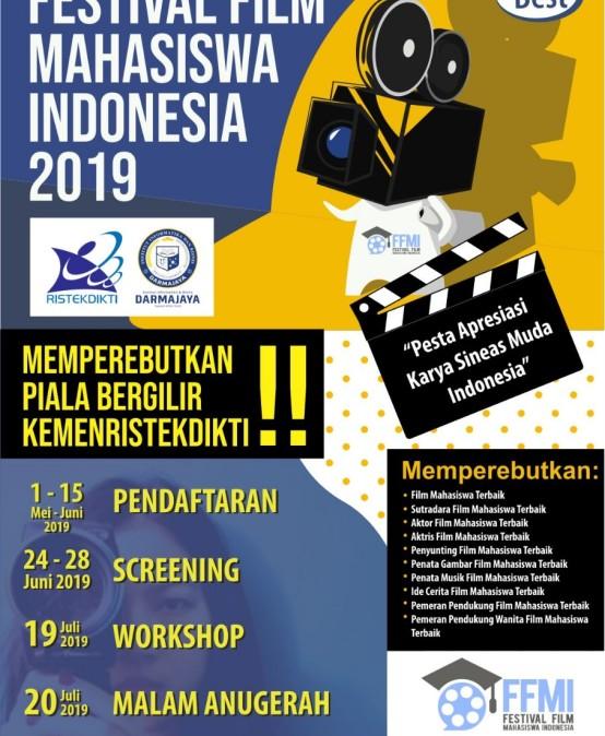 Perguruan Tinggi Ternama di Indonesia Daftar FFMI IIB Darmajaya