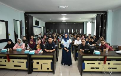 Ratusan Peserta Ikuti Startupreneur Motivtalk di IIB Darmajaya
