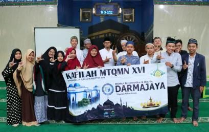 Kafilah IIB Darmajaya Siap Berkompetisi di MTQ Mahasiswa Nasional