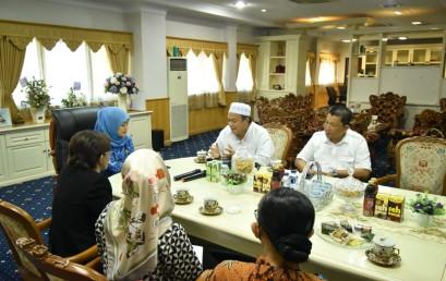 Gagasan IIB Darmajaya Bangun Startup Disambut Baik Pemprov Lampung