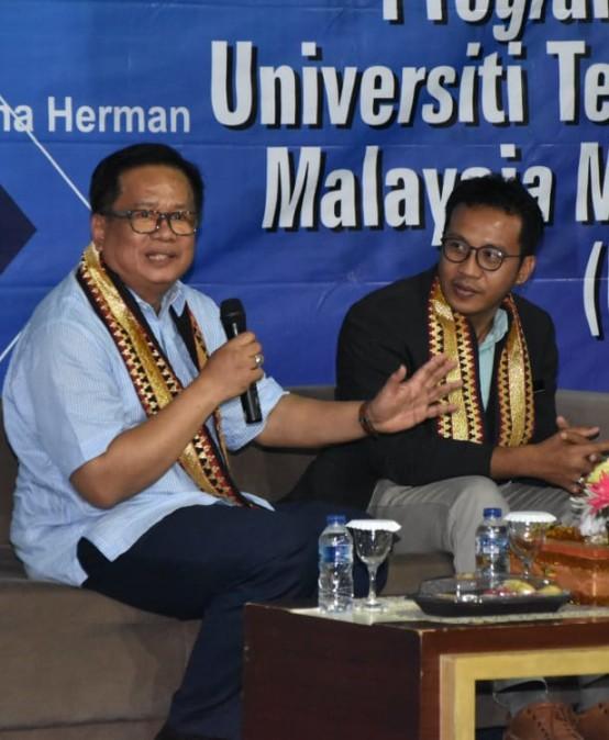 UTeM – IBI Darmajaya Sosialisasi Program Ph.D