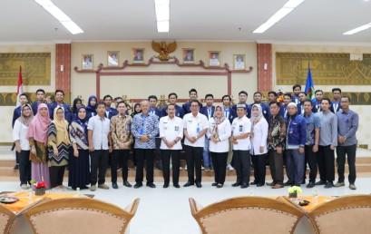 Sebulan Mahasiswa Darmajaya Terjun ke Masyarakat di Kabupaten Lampung Selatan dan Pesawaran