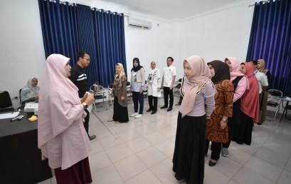 Puluhan Pengajar IBI Darmajaya Ikuti Training of Trainer Employability Skill