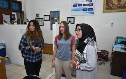 Mahasiswi Rusia akan Belajar di IIB Darmajaya Selama Satu Semester