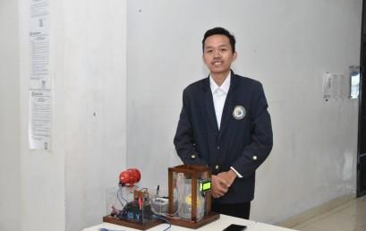 Mahasiswa IIB Darmajaya Ciptakan Alat Early Warning System untuk Bencana Alam