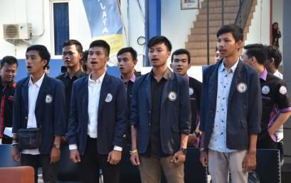 MPM IIB Darmajaya Gelar Debat Kandidat Capres dan Cawapres Mahasiswa