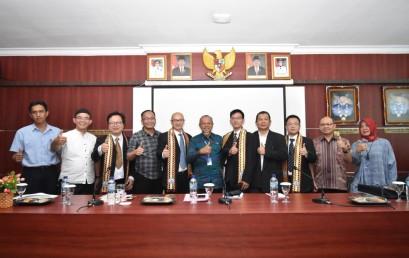 Kunjungan, NTVU Tiongkok Bahas Kerjasama Lanjutan dengan IIB Darmajaya
