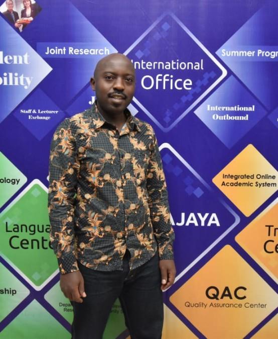 Mahasiswa Asal Rwanda : Semua Bisa Kamu Dapatkan di Darmajaya