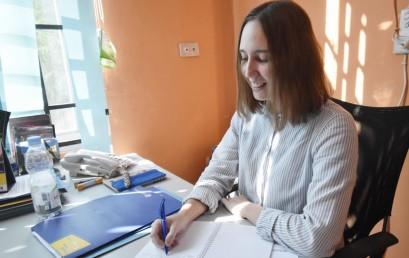 Kuliah di Darmajaya, Mahasiswi Rusia Senang Ikuti Berbagai Kegiatan Kampus