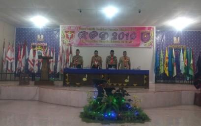 Kwarda Pramuka Lampung Luluskan 54 Pelatih Pembina Pramuka Tingkat Dasar