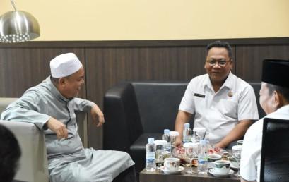 Pemkab Lampung Tengah – IIB Darmajaya Jajaki Kerjasama Pengembangan Smart-Go