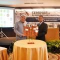 Penandatangan MoU Internasional APTISI Wil-II B Lampung Sukses