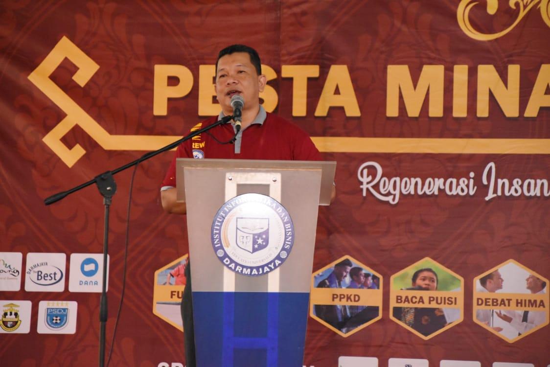 Warek I : Pesta Minat Bakat Bentuk Mahasiswa Jadi Entrepreneur