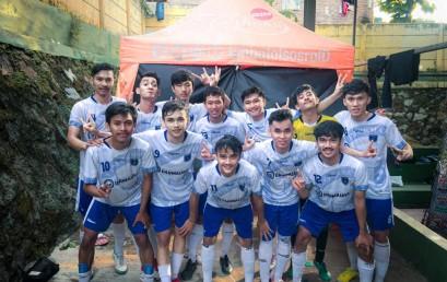 Futsal IIB Darmajaya Juara Sudirman Cup