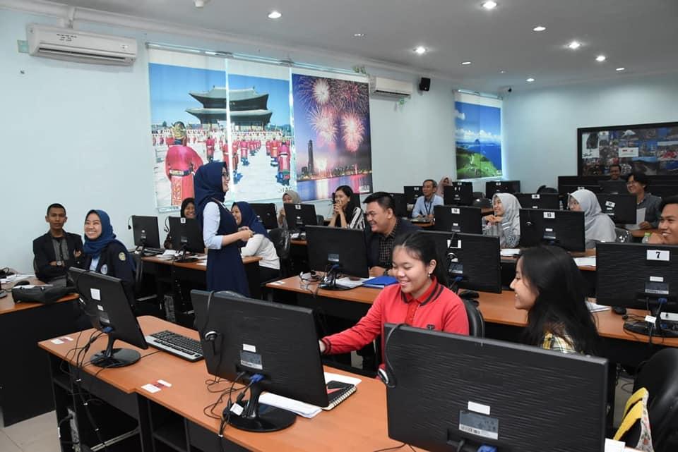 Relawan Pajak IIB Darmajaya Dibekali Pelatihan e-Filing