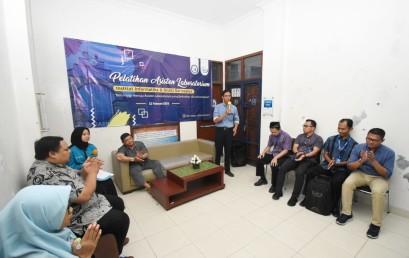 Tingkatkan Skill Asisten Laboratorium, IIB Darmajaya Gelar Pelatihan