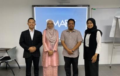 Penelitian Bersama (Joint Research) di Malaysia, Mahasiswa Darmajaya Raih Nilai Sempurna