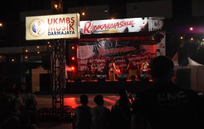 Local Hero Lampung Meriahkan Reinkarnasoul IV UKMBS Musik Darmajaya