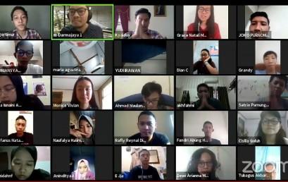 Ratusan Peserta Ikuti Creative Talk DKV IIB Darmajaya