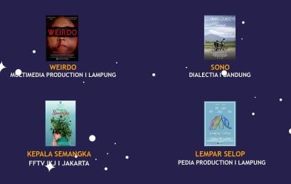 Karya Sineas Muda Indonesia, 40 Film Bersaing di FFL 2020