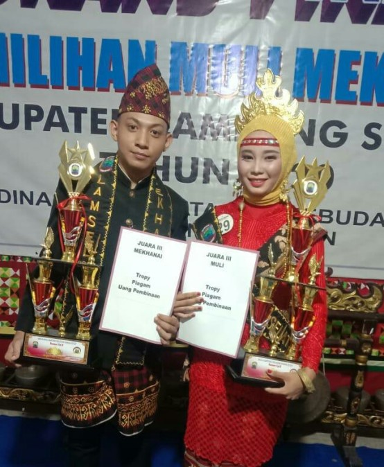 Mahasiswa Teknik Informatika IIB Darmajaya Runner Up II Mekhanai Lampung Selatan 2020