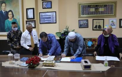 IIB Darmajaya – Pegadaian Area Lampung Jalin Sinergi