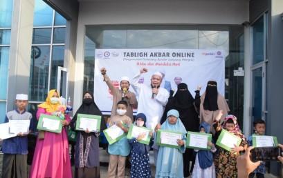 Serahkan Hadiah, Rektor IIB Darmajaya akan Jadikan Bandar Lampung Mengaji Kegiatan Tahunan