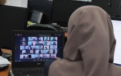 IIB Darmajaya Kirimkan 8 Mahasiswa Ikuti LKMM-TM