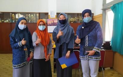 Enam Mahasiswa IIB Darmajaya Magang di Perusahaan BUMN
