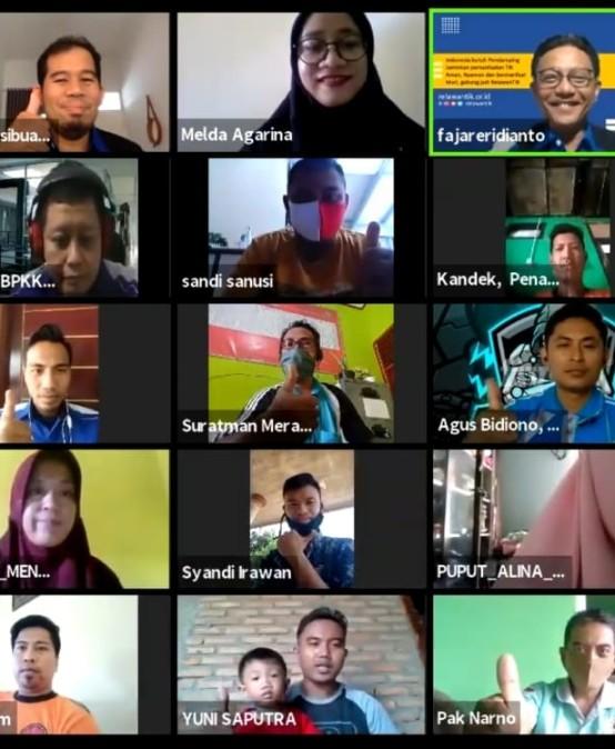 Dosen IIB Darmajaya Sampaikan Konsep Digital Payment