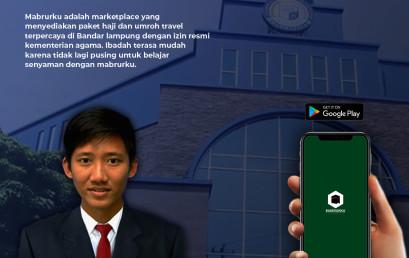 Mahasiswa Darmajaya Kembangkan Aplikasi Panduan-Pencarian Paket Haji-Umroh