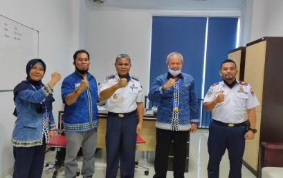 Pemkab Mesuji Silaturahmi ke IIB Darmajaya Jajaki Kerjasama