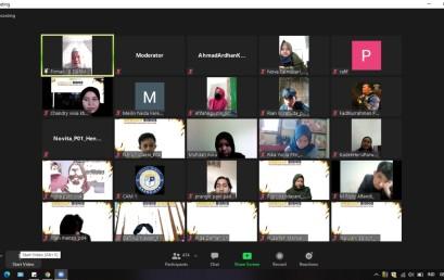 Mahasiswa IIB Darmajaya Ikuti Webinar Bisnis Kiat Pemuda Ciptakan Peluang Bisnis di Masa Pandemi