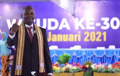 Inspiratif… Warga Negara Kenya ini Bangga Kuliah di Kampus Biru