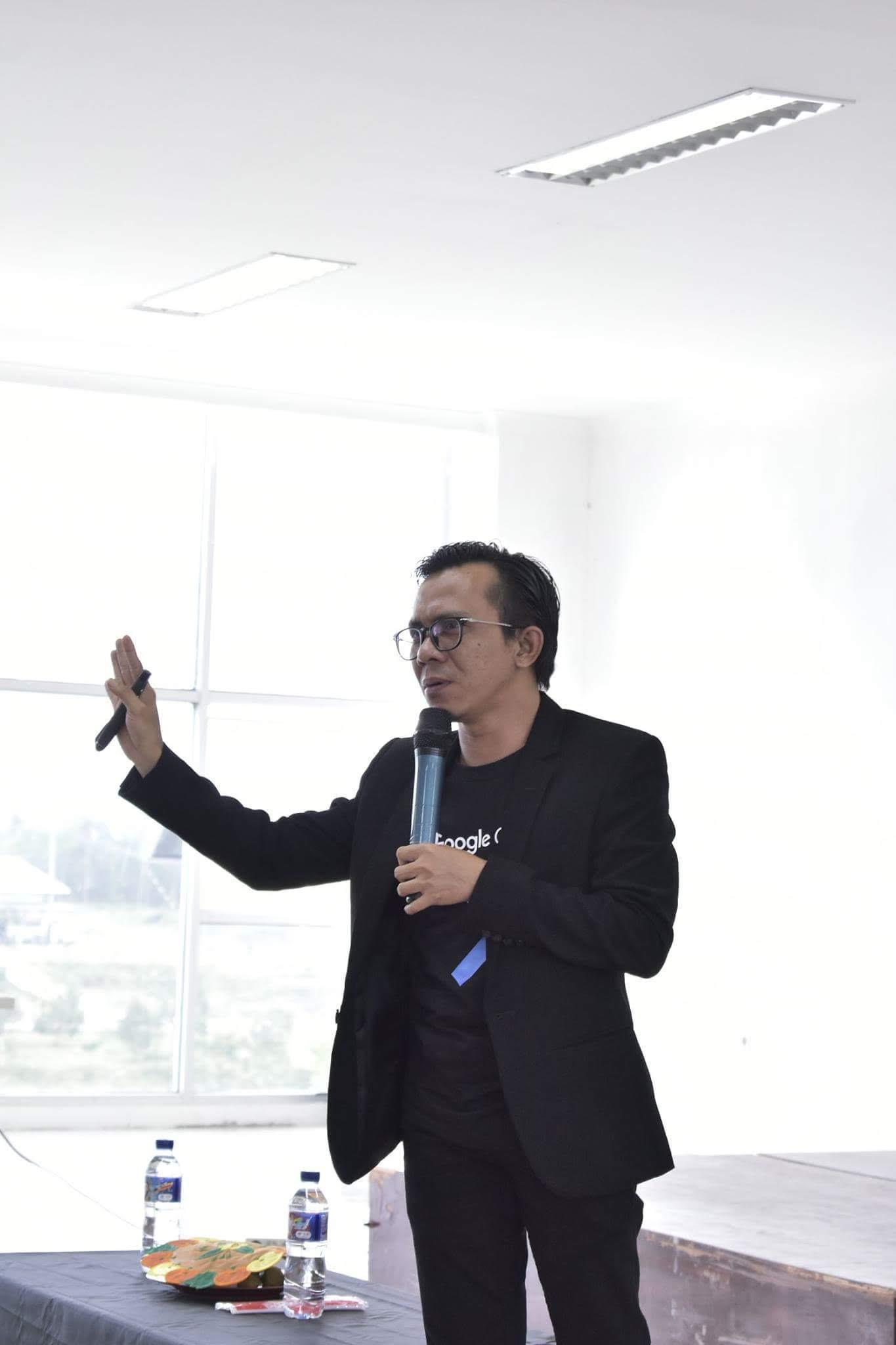 SID ala Alumni Darmajaya ini Wujudkan Desa Lokus Program Smart Village di Lampung