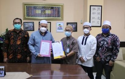 Jalin Kerjasama, IIB Darmajaya Bantu Tingkatkan Kemampuan Pendidik Ponpes Darul Huffazh