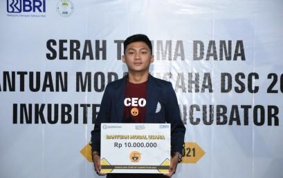 Kisah Pemenang DSC 2021, Lanjutkan Usaha Orang Tua yang Sempat Terhenti