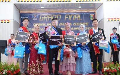 Mahasiswa Kampus The Best ini Juara III Duta GenRe Tanggamus 2021