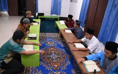 Yuk, Lihat Aktivitas Para Penghafal Al-Quran Mahasiswa Kampus Terbaik Darmajaya