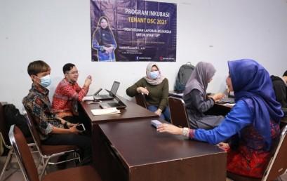 Inkubitek Darmajaya Gelar Pelatihan Manajemen Keuangan dan Penyusunan Laporan Keuangan Startup terhadap Tenant DSC 2021