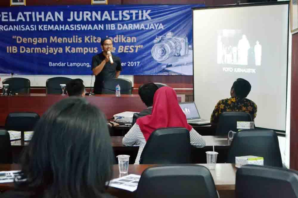 Membuat Foto Jurnalistik Yang Bagus