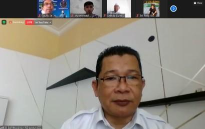 Pembekalan DPL PKPM Mandiri Darmajaya Utamakan Pemulihan UMKM