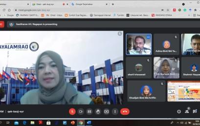 Buka Peluang Joint Degree Pascasarjana, IIB Darmajaya-UTH Malaysia Perpanjang MoU